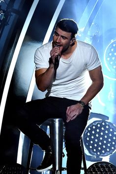 Sam Hunt at The Grammys!  #CountryFest2016 www.countryfest.com