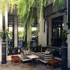 Lounge at the Siam, Bangkok