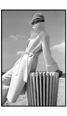 Elle France, 1975, photo Brian Duffy