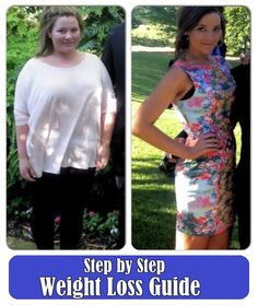 Step by Step Weight Loss Guide This plan has worked over and over again for many people. If you follow these steps I promise this will be the quickest and easiest way to lose the stubborn belly and body fat you have always wanted to lose