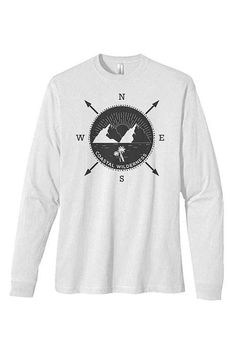 Heading out for an adventure in the woods, this classic-fit long-sleeve tee is perfect for chilly days. Spend more time in the nature by wearing our long Sleeve dress. California Activities, Fabric Tape, Fashion Advice, Woods, Organic Cotton, Long Sleeve Tees, Graphic Sweatshirt, Adventure, Sweatshirts