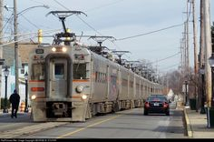 RailPictures.Net Photo: NICTD 20 Chicago SouthShore & South Bend Railroad Nippon Sharyo EMU at Michigan City, Indiana by GEORGE M. STUPAR