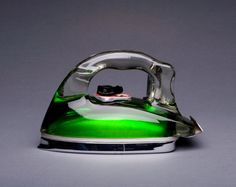 An iron from the 40's called the Silver Streak - it came in various colors.