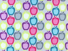 Softshell Big Apple, hellgrau-türkis
