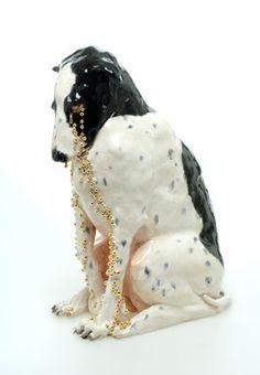 weeping dog // Carolein Smit