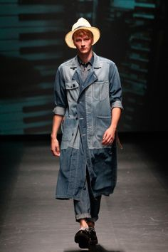 Mihara Yasuhiro SS16. The Trotteur is curated by @TheRealPJSmith.  menswear mnswr mens style mens fashion fashion style runway miharayasuhiro