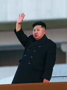 Kim Jung Un, North Korean Leader... Attended school in Switzerland for some of his growing up years.