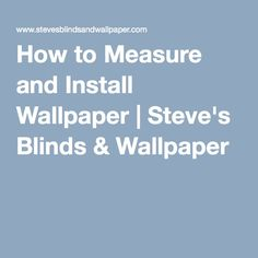 1000 ideas about how to install wallpaper on pinterest