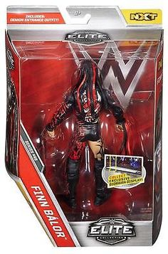 FINN BALOR Elite Series 46 WWE Mattel Brand New Action Figure Toy - Mint Package