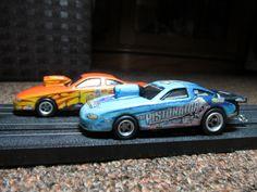 #HO Drag Racing #HO Slot Dragsters