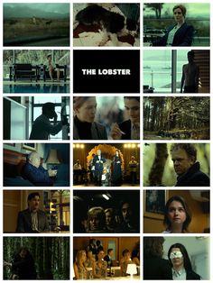The Lobster 2015 dir. Yorgos Lanthimos