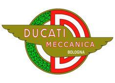 Logo Ducati Mechanica Bologna 1953