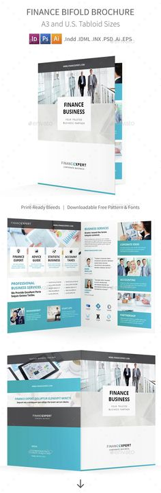 Square Bi Fold Brochure- Multipurpose Cleanses, Typography and - university brochure template