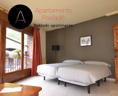 Apartaments totalment equipats i envoltats de natura 🌲🌿☘️ . Apartamentos totalmente equipados y rodeados de naturaleza 🌲🌿☘️ . Fully equipped apartments and surrounded by nature 🌲🌿☘️ . Appartements entièrement équipés et en pleine nature 🌲🌿☘️ T Mo, Andorra, Apartments, Tourism, Mountain, Curtains, Bed, Furniture, Home Decor