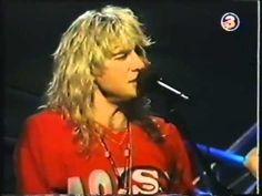 Rare Def Leppard 'Tonight' Unplugged Pro www.RockBrigadeForum.com -Ohhhhh,Joe Elliott <3 <3 <3