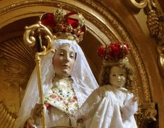 Miraculous Statue of Our Lady of Good Success
