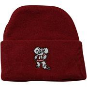 Alabama Crimson Tide Newborn Crimson Knit Beanie