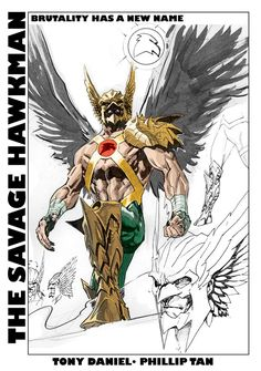 The DC Comics Sketch Gallery of Redesigned Characters from the New 52 [Comic-Con]