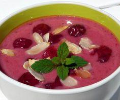 Meggy, cseresznye, eper, málna... - 12 isteni nyári leves piros gyümölcsökből! | Mindmegette.hu