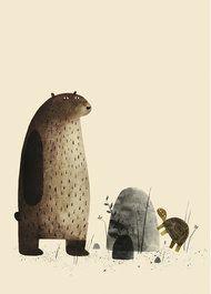 "My new favorite kid's book: ""I Want My Hat Back"" by Jon Klassen. Great story, wonderful illustrations."