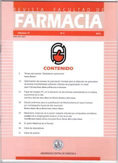 Revista de la Facultad de Farmacia
