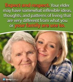 Grandma too! Adjusting to living with an elderly relative