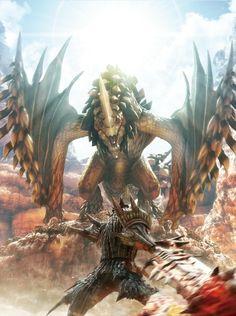 Monster Hunter Games, Monster Hunter Series, Monster Hunter World Wallpaper, Monster Hunter 4 Ultimate, Arte Cyberpunk, Fan Art, Creature Design, Fantastic Beasts, Fantasy Creatures
