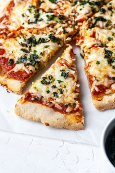 This is the best Paleo pizza crust! It has the perfect crispy crust and chewy middle. This gluten free dairy free pizza crust is easy to make and requires only a few healthy ingredients. Top with your favorite toppings for the ultimate grain free pizza! This post is sponsored by Bona Furtuna, but all ideas […] The post Paleo Pizza Crust (Gluten Free, Dairy Free) appeared first on Organically Addison.
