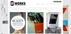 Art Works Responsive WordPress Theme