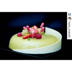 pastry_inspiration: #Repost @hans_ovando with @repostapp #Pistacho#gianduja#strawberry#litchi#saltedpistacho#crustillant next courses #internationalpastryacademy @gourmet_secrets.lv#compotestudio#compotepastryschool#kicakiev#ravifruit @jarpega@altacuina @silikomartprofessional #picture @g_rom.photo @compote_pastry_school