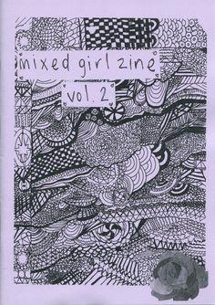 Mixed Girl Zine (feminist zine)