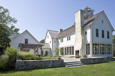 Darien farmhouse, CT. Beinfield Architecture. Michele Scotto | Sequined Asphault Studio.