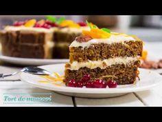 Reteta Tort de morcovi cu crema de branza la slow cooker-ul Crock-Pot 6 l DuraCeramic Saute - YouTube No Cook Desserts, Tiramisu, Crockpot, Slow Cooker, Cheesecake, Deserts, Make It Yourself, Cooking, Ethnic Recipes