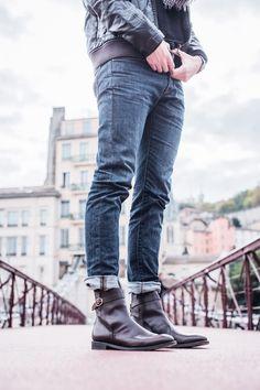 "Bexley Shoes ""Whitehall"" by XY La Mode Pour Lui"