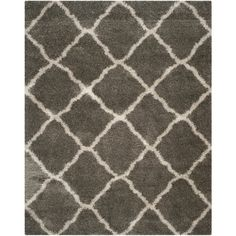 Daphne Rug in Gray & Taupe