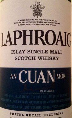 Laphroaig An Cuan Mor 48%