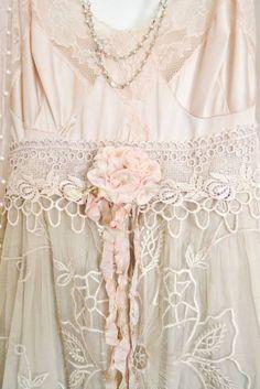 Antique lace . . . . #pink