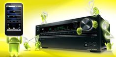Onkyo planning an Android app to control its home receiver lineup.   A nice trend.