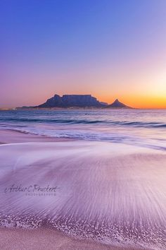 Table Mountain, South Africa - A.C.Peukert photo