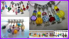 '6 - Mini Bead Perfume Bottle Euro Charms.' is going up for auction at 2pm Thu, May 9 with a starting bid of $1.