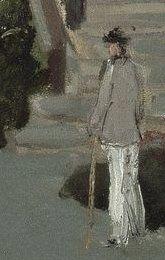 Musée d'Orsay: Claude Monet Hôtel des roches noires. Trouville