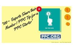 101 Experts Share their number one Tip for someone starting with PPC ads Pay Per Click Marketing, Content Marketing, Internet Marketing, Digital Marketing, Number One, Woodwork, Numbers, Articles, Ads