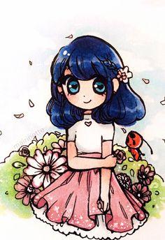 Little Marinette by mairinette