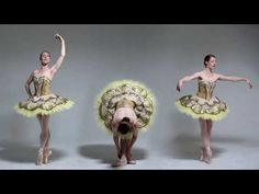 The different types of Tutus. A video by the Australian ballet.