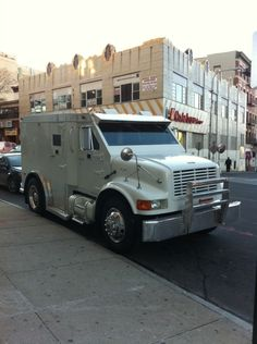 1995 International Armored Truck level 3-4 in Commercial Trucks | eBay Motors
