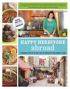 INTERVIEW & GIVEAWAY – Lindsay Nixon, The HappyHerbivore