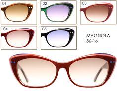 Magnola frames