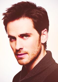 Captain Hook - Once Upon A Time  #justthehottestmanonearth