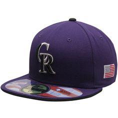 new style fa6a3 ddf2d Colorado Rockies Hats, Rockies Caps, Beanie, Snapbacks. New  ColoradoColorado RockiesMlbFan GearBeaniePatchesPurpleCollectionSweatshirts