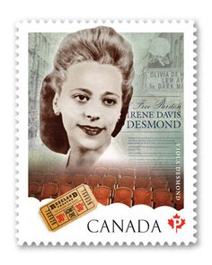 In Viola Desmond's stand at a segregated Nova Scotia movie theatre made her into a civil-rights icon for black Canadians Canadian Things, I Am Canadian, Canadian History, Black History Month Canada, Black Canadians, Latest Generation, Canada Day, Canada Post, National Flag
